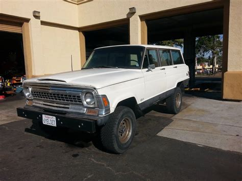 1970 jeep wagoneer for sale 1970 jeep wagoneer 4wd project for sale in san diego