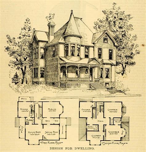 edwardian house plans victorian era architecture scout realty co
