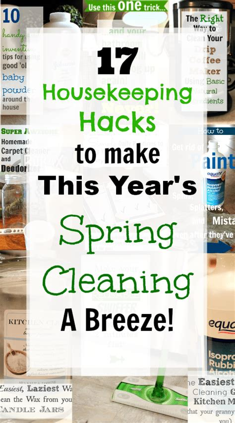 17 best images about cleaning tips and tricks on pinterest stains cleaning schedules and 17 housekeeping hacks to make this year s spring cleaning
