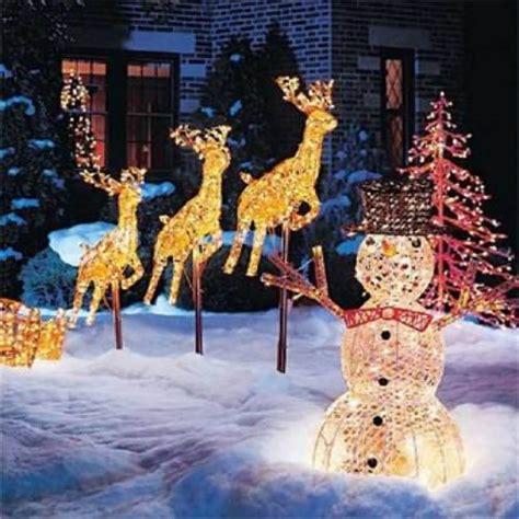 christmas garden decoration ideas outdoor christmas