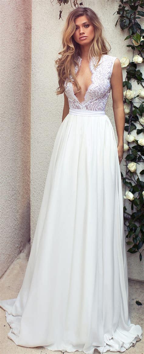 imagenes de vestidos de novia sencillos lurelly bridal wedding dress belle the magazine