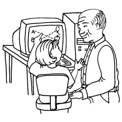 mewarnai kakek nenek gif gambar animasi animasi bergerak 100 gratis