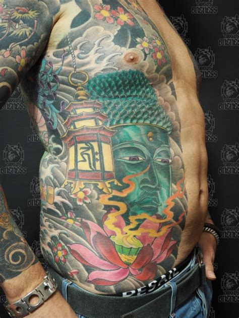 japanese tattoo indonesia japanese ribs tattoo by darko groenhagen darko s oneness