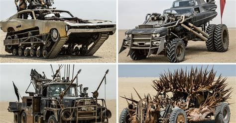 Topi Trucker Mad Max 1 mad max trucks the post apocalyptic battle vehicles used in fury road mirror