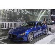 2014 Maserati Ghibli Priced From $65600