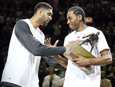Kawhi Leonard House by Duncan To Leonard Passing Greatness San Antonio Express