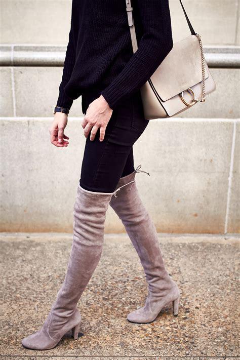 Stuart Weitzman Socute Handbag by The Knee Boots With Nordstrom Fashion Jackson
