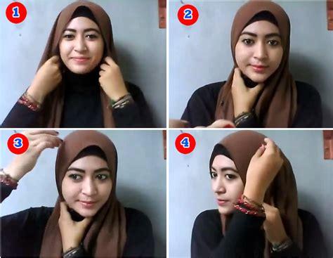 Tutorial Hijab Pashmina Natasha Farani | tutorial hijab pashmina kuliah ala natasha farani 2017
