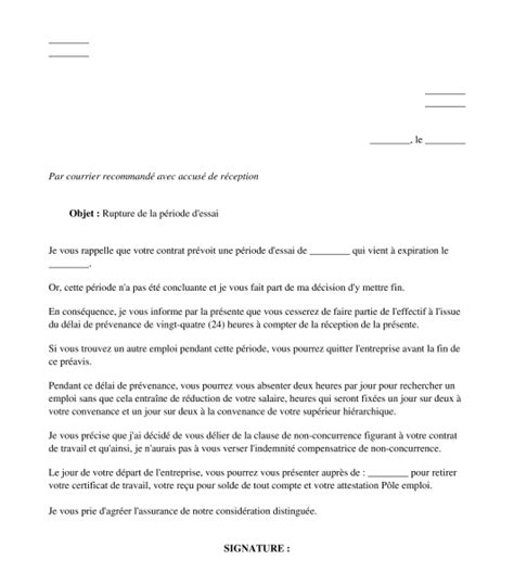 modele promesse d embauche en cdi gratuit document