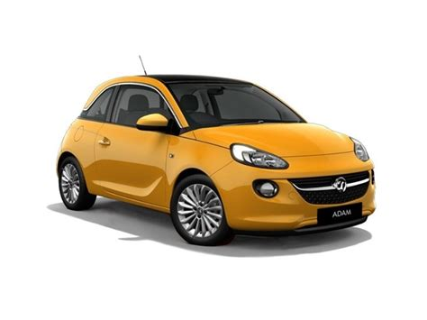 Adam Auto by Vauxhall Adam 1 2i Glam Car Leasing Nationwide Vehicle