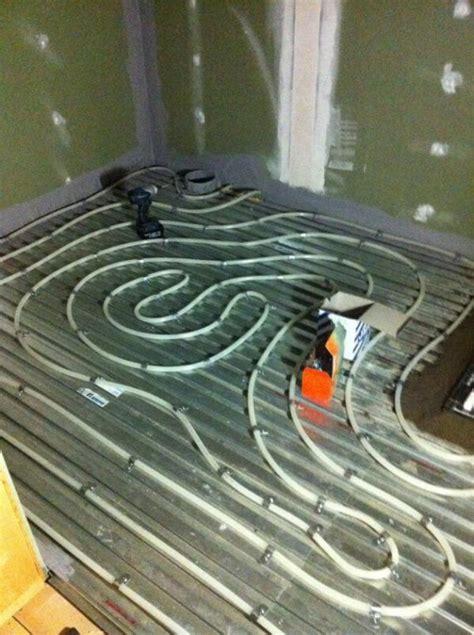 vloerverwarming badkamer quickheat best badkamer vloerverwarming contemporary house design
