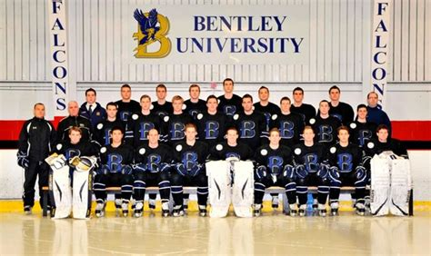 bentley college baseball 2012 13 bentley university hockey roster bentley