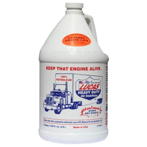 Lucas Heavy Duty Stabilizer lucas heavy duty stabilizer 1 gallon 4 state trucks