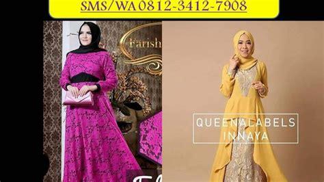 Baju Muslim Gamis Wanita Maxroses inspirasi model baju wanita muslim 2017 gamis syari pesta supplier dropship