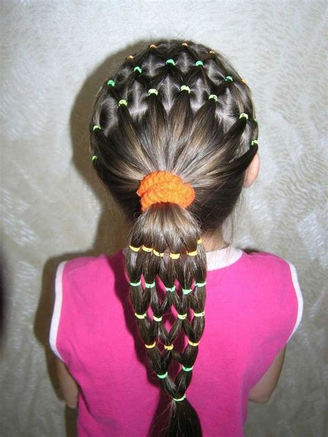 fabolous hair cur hairstyles using rubber bands hairstyles using rubber