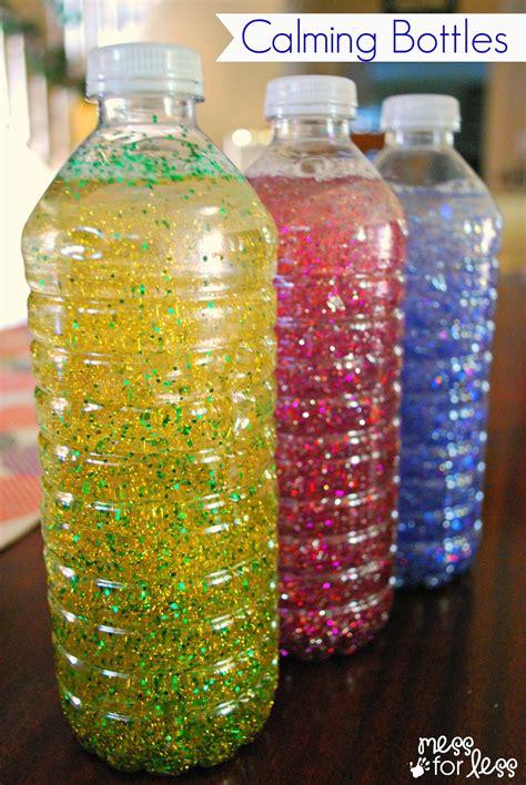 Calming Bottles   Mess for Less