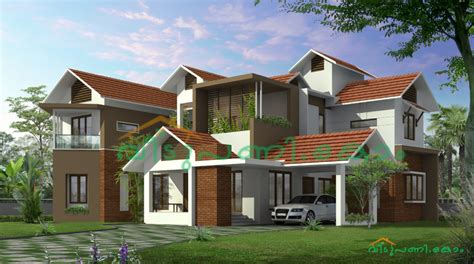kerala home design khd contemporary kerala home design with four bedrooms