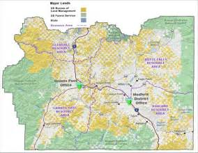 blm map oregon tools and resources for sw oregon oak and chaparral