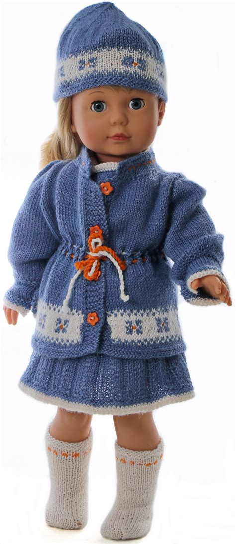 downloadable baby doll knitting patterns dolls clothes knitting patterns to