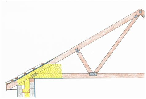 Prefabricated Roof Trusses prefabricated truss roof construction studies q1