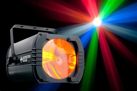 best dj lights without fog adj offers big lighting with beam