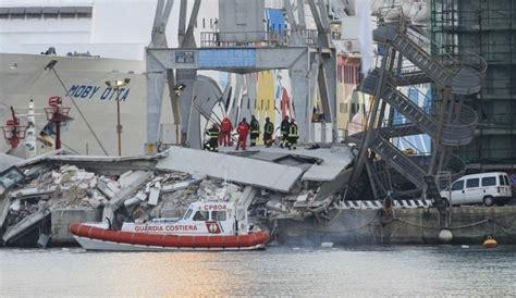 capitaneria porto di genova c 232 anche un militare di cuneo tra i feriti nel disastro