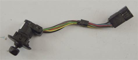 chevy ssr rear view mirror power switch  oem