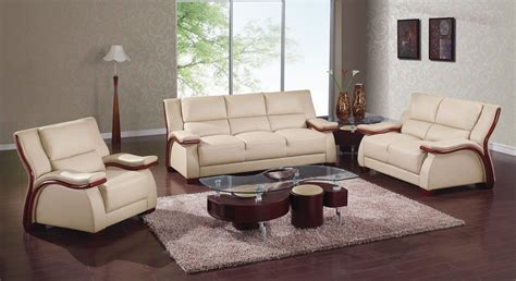 Living Rooms Set by Modern And Classic Italian Leather Living Room Sets