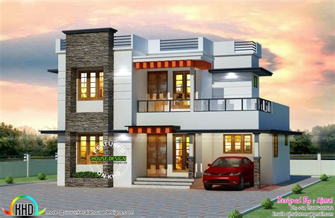 kerala home design 15 lakhs 25 lakhs cost estimated kerala home kerala home design