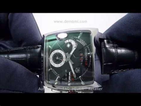Jam Tangan Tag Heuer Monaco Calibre 36 Original tag heuer monaco twenty four racing calibre 36 chronograph