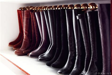 Closet Boot Organizer by Boot Storage Ideas Transitional Closet Domaine Home