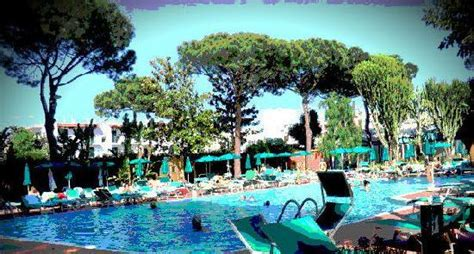 hotel ferdinando ischia porto vista della piscina scoperta foto di grand hotel delle