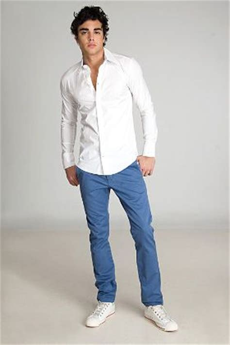 blue chino blue chinos mens fashion