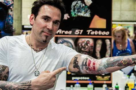 jason david frank s tunnel rats tatoo by nbrownphotography