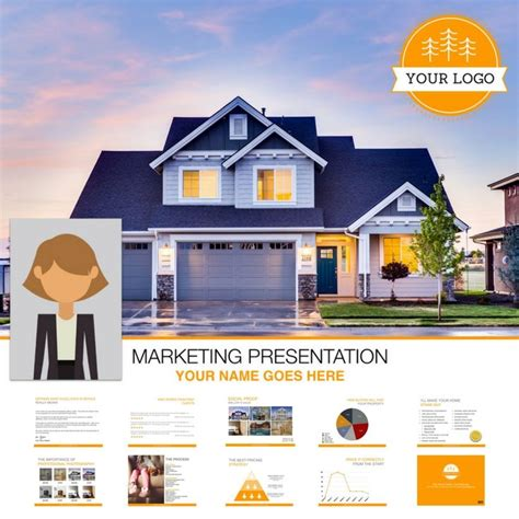 real estate listing presentation template 56 best