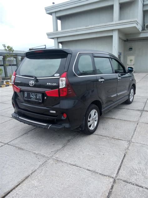 Alarm Mobil All New Avanza toyota all new avanza veloz 1 3 2016 matic hitam