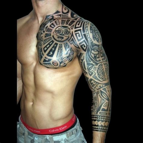 polynesian tribal tattoos 70 awesome polynesian tattoos for men and women
