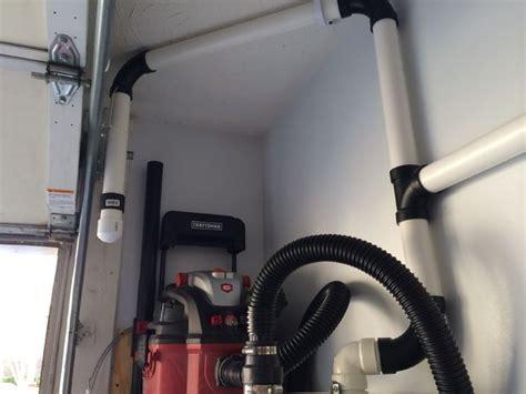 Garage Vacuum System Pvc Garage Central Vacuum System