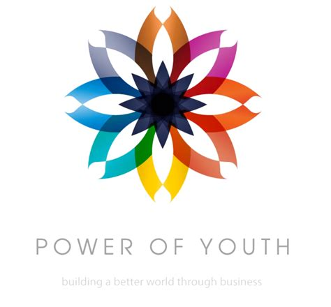 power of power of youth building a better world through business