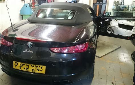alfa romeo repairs alfa romeo spider car electrics repairs