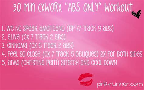 30 min ab workout