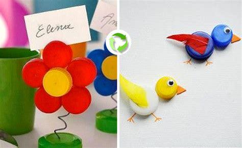 Idee Di Riciclo Creativo by Riciclo Creativo Tappi Di Plastica 20 Idee A Cui Ispirarsi