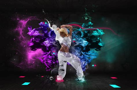 tutorial photoshop dance 55 gorgeous dance photo manipulation artworks and