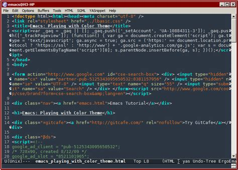 emacs themes gallery emacs color theme 28 images ask proggit what emacs