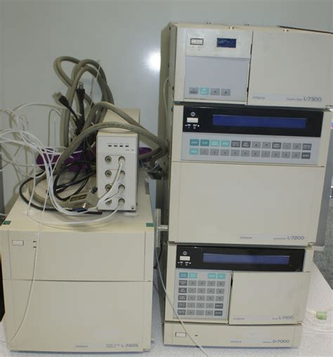 diode hitachi hitachi diode array detector 28 images triad scientific hplc complete systems hitachi 7000