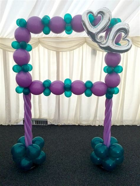 Wedding Arch Frame Uk by 56 Best Balloon Photo Frames Images On Balloon