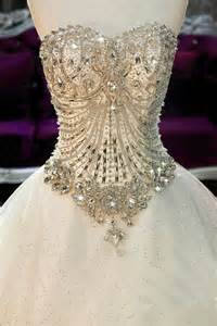 wedding dress with corset top jeweled corset wedding dress beautiful weddings