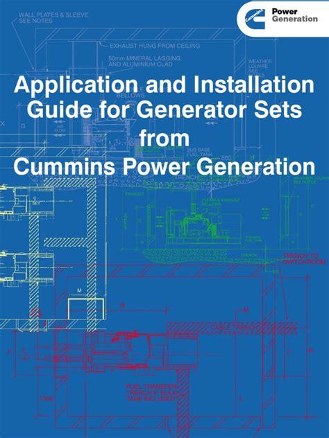 wiring diagram standard genset cummins gallery