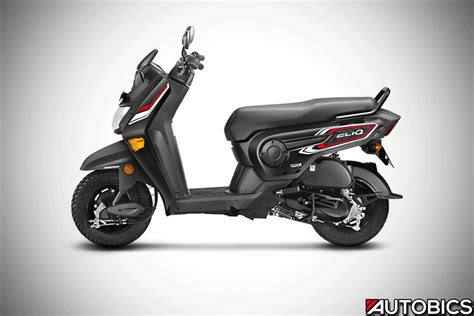 Spacious Design by Honda Cliq Launched In India At Inr 42 499 Autobics