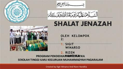 download tutorial sholat jenazah ppt salat jenazah